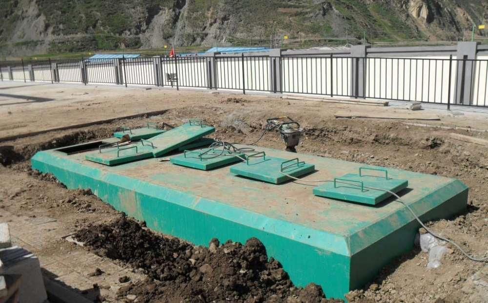 小区废水处理设备